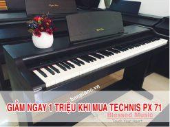 Đàn Piano Điện Technics PX 71