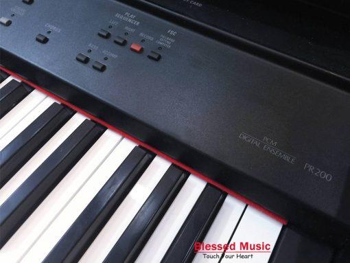 Đàn Piano Điện Technics PR 200