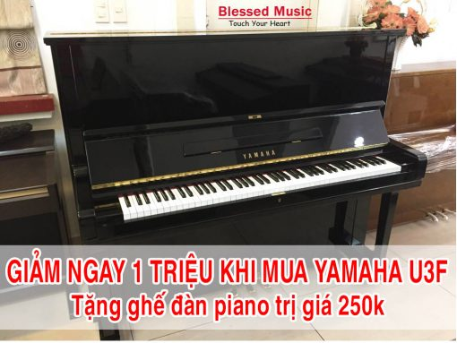 Đàn Piano Cơ Yamaha U3F