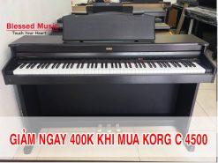 Đàn Piano Điện Korg C 4500