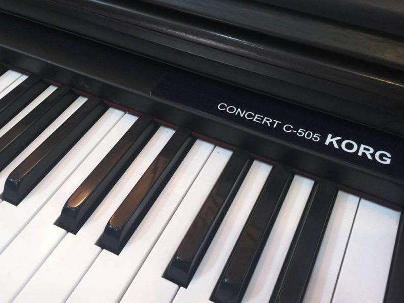 Đánh Giá Đàn Piano Điện Korg C 505 | Đánh Giá Đàn Piano | Piano Tân Bình