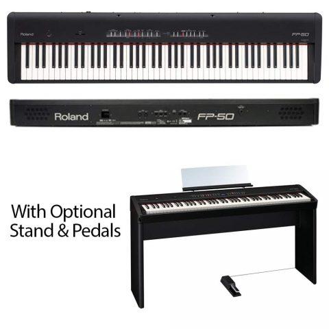 Đàn Piano Roland FP 50